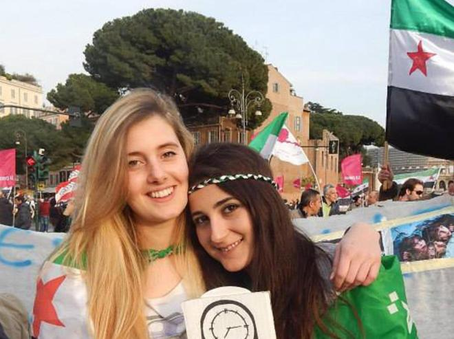 Greta e Vanessa, volontarie italiane rapite in Siria