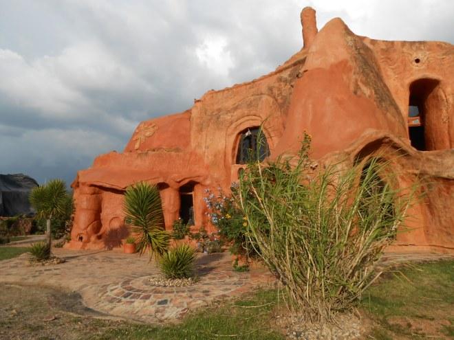 casa de barro, casa di fango, Villa de Leyva, Colombia