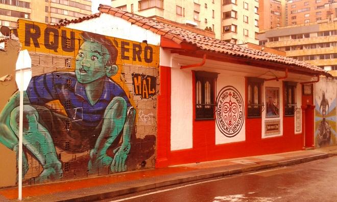 Murales di Bogotà