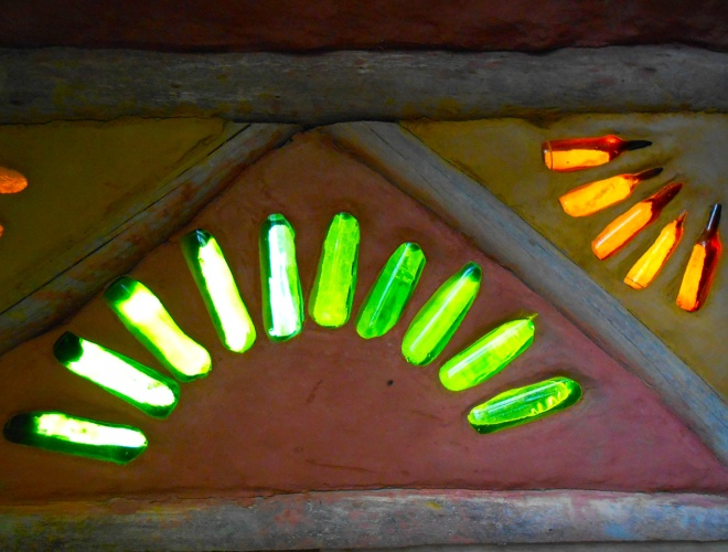 proyecto gaia vetro nella parete