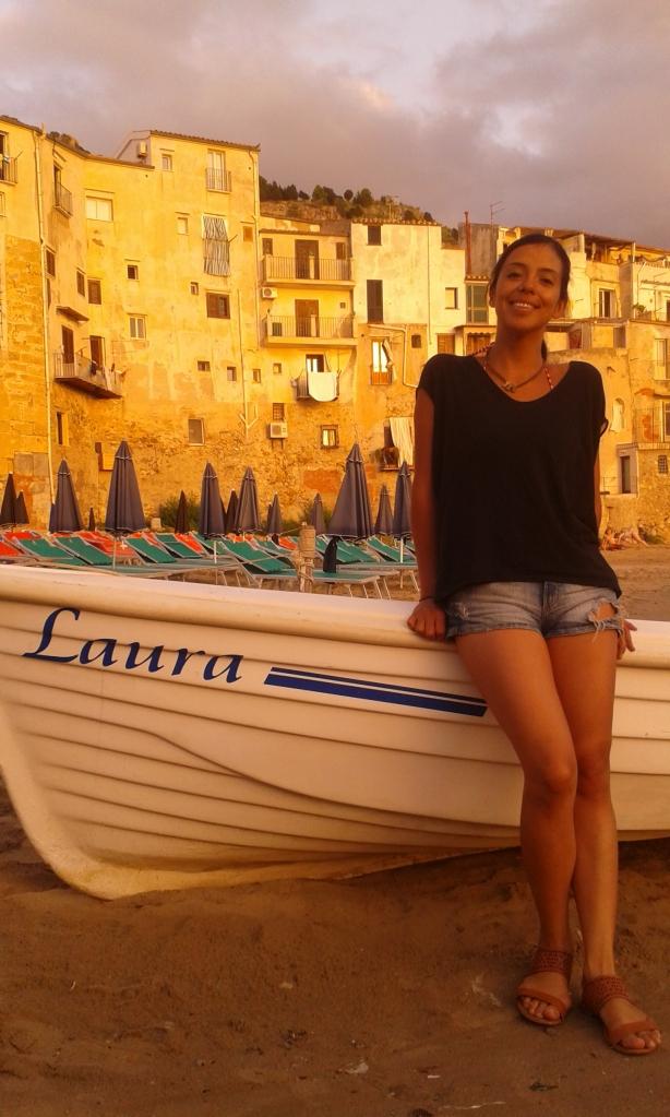 Cefalu, la barca laura