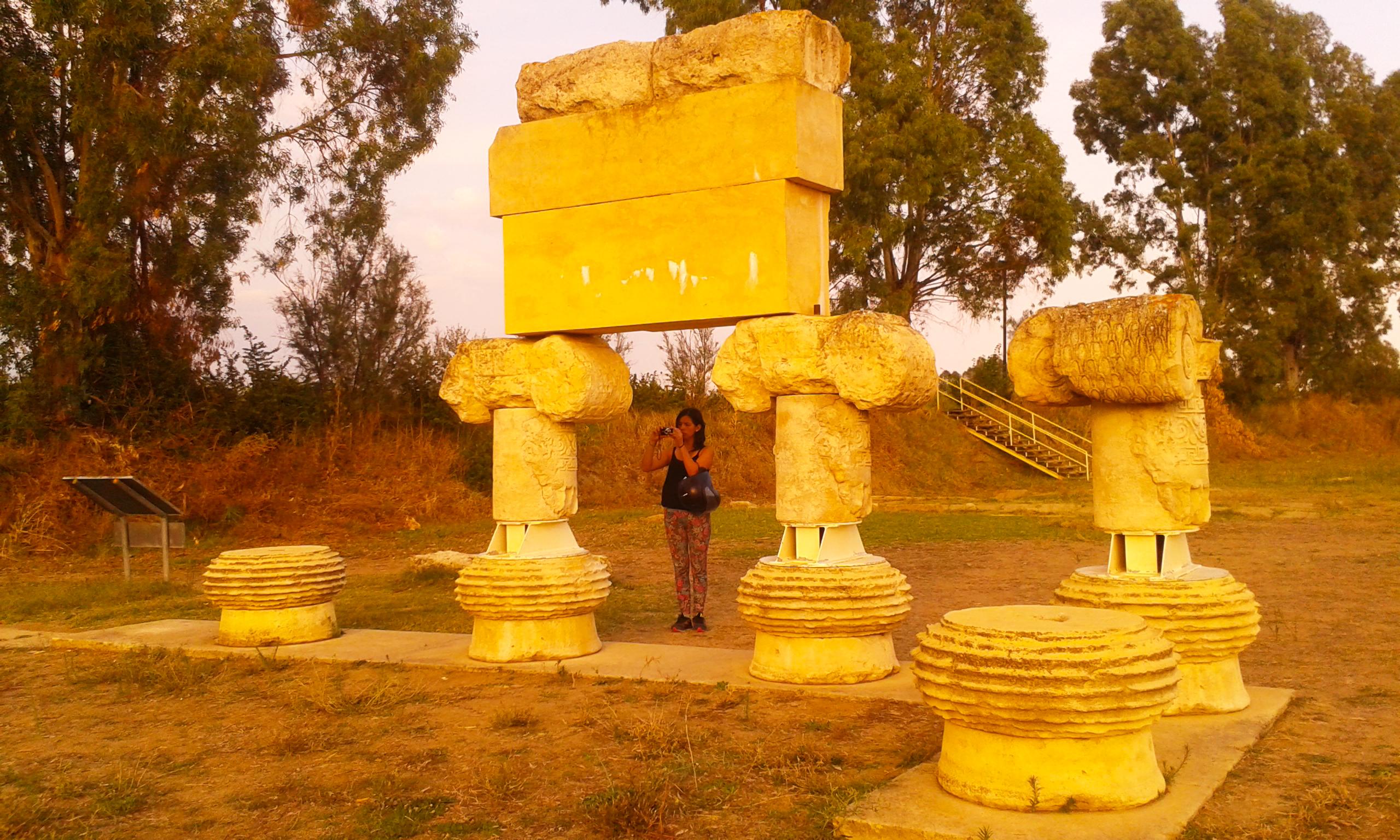metaponto rovine archeologiche